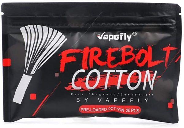 Firebolt Cotton by Vapefly